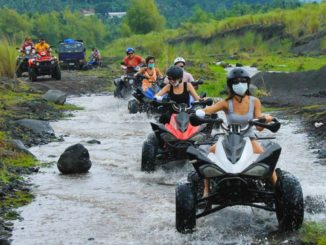 Enjoying ATVing With Your Family